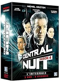 central nuit - Saison 4 - DVD