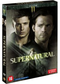Supernatural - Saison 11 - DVD