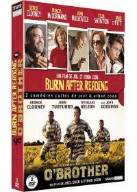 Burn After Reading + O'Brother (Pack) - DVD