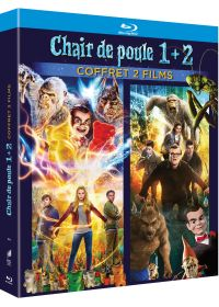 Chair de poule 1 + 2 - Collection de 2 films - Blu-ray