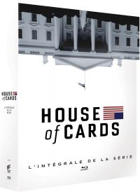 House of Cards - L'Intégrale de la série - Blu-ray