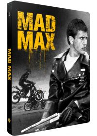Mad Max (Blu-ray + Copie digitale - Édition boîtier SteelBook) - Blu-ray