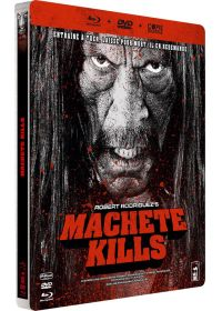 Machete Kills (Combo Blu-ray + DVD + Copie digitale - Édition boîtier SteelBook) - Blu-ray