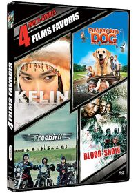 4 films favoris : Multi-genres (Pack) - DVD