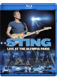 Sting - Live At The Olympia Paris - Blu-ray