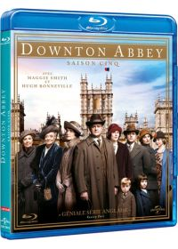 Downton Abbey - Saison 5 - Blu-ray