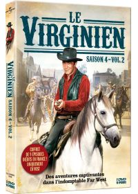 Le Virginien - Saison 4 - Volume 2 - DVD