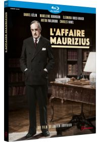 L'Affaire Maurizius - Blu-ray