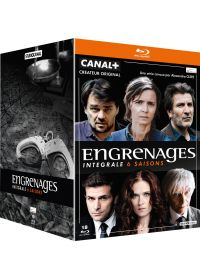 Engrenages - Intégrale 6 saisons - Blu-ray