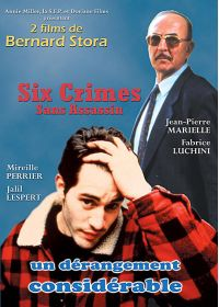 Un Dérangement considérable + Six crimes sans assassins (Pack) - DVD