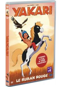 Yakari - Saison 5, Vol. 1 : Le Ruban Rouge - DVD