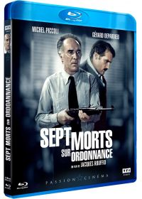Sept morts sur ordonnance - Blu-ray