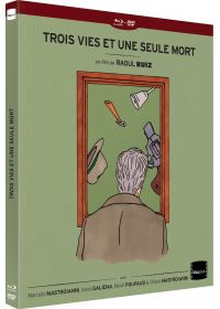 Trois vies et une seule mort (Combo Blu-ray + DVD) - Blu-ray