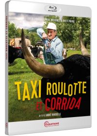 Taxi, roulotte et corrida - Blu-ray