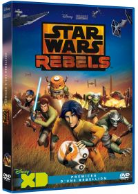 Star Wars Rebels - Prémices d'une rébellion - DVD