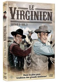 Le Virginien - Saison 6 - Volume 3 - DVD