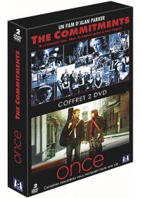 Once + The Commitments - DVD
