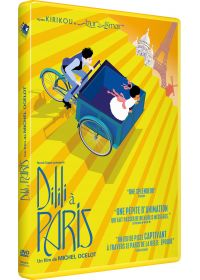 Dilili à Paris - DVD