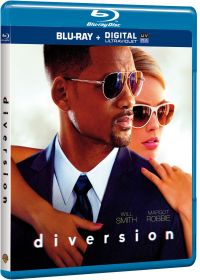 Diversion (Blu-ray + Copie digitale) - Blu-ray