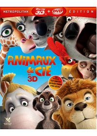Animaux & Cie (Combo Blu-ray 3D + DVD) - Blu-ray 3D