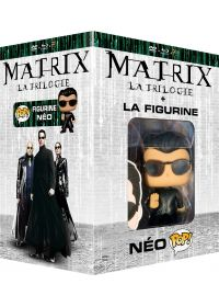 Matrix - La trilogie (+ figurine Pop! (Funko)) - Blu-ray