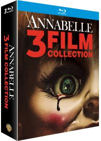 Annabelle - 3 films collection - Blu-ray