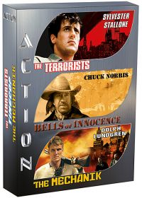 Action : The Terrorists + Bells of Innocence + The Mechanik (Pack) - DVD