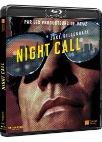 Night Call - Blu-ray