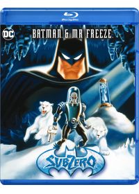 Batman & Mr. Freeze: Subzero - Blu-ray