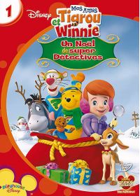 Mes amis Tigrou et Winnie - Vol. 1 : Un Noël de super détectives - DVD