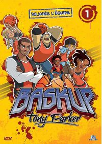 Baskup Tony Parker - 1 - DVD