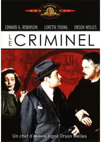 Le Criminel - DVD