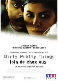 Dirty Pretty Things - Loin de chez eux - DVD