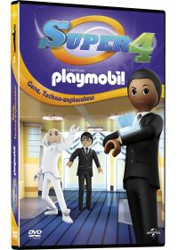 Super 4 (inspiré par Playmobil) - 5 - Gene, Techno-explorateur - DVD
