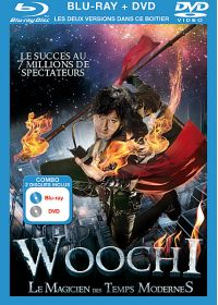 Woochi : Le magicien des temps modernes (Combo Blu-ray + DVD) - Blu-ray