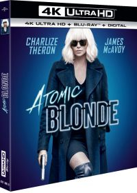 Atomic Blonde (4K Ultra HD + Blu-ray + Digital UltraViolet) - Blu-ray 4K