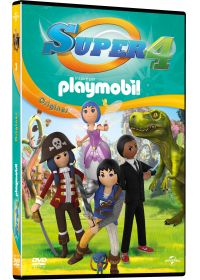 Super 4 (inspiré par Playmobil) - 3 - Origines - DVD