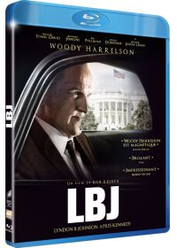 LBJ - L.B. Johnson, après Kennedy - Blu-ray