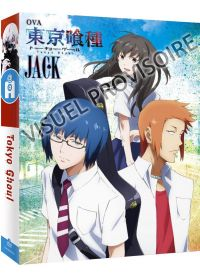 Tokyo Ghoul - Jack & Pinto (Combo Collector Blu-ray + DVD) - Blu-ray