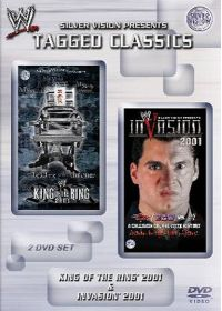 King of the Ring 2001 & Invasion 2001 - DVD