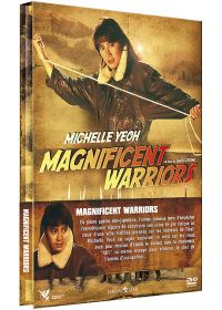 Magnificent Warriors - DVD