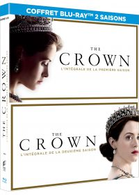 The Crown - L'integrale des saisons 1 et 2 - Blu-ray