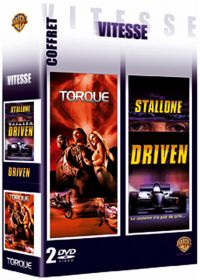 Coffret Vitesse - Torque + Driven - DVD