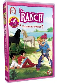 Le Ranch - 4 - Un amour secret - DVD