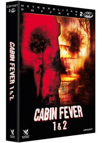 Cabin Fever 1 & 2 (Pack) - DVD