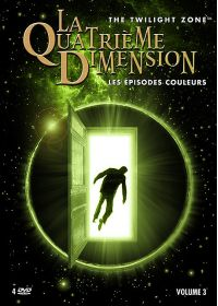 La Quatrième dimension - Volume 3 - DVD