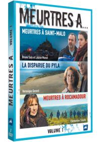 Meurtres à... - Vol. 1 - DVD