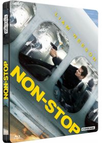 Non-Stop (Édition SteelBook) - Blu-ray