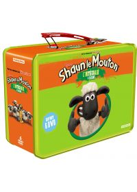 Shaun le mouton - Coffret 6 DVD (Coffret Valisette) - DVD