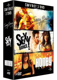 Sexy Dance 1 & 2 + Honey (Pack) - DVD
